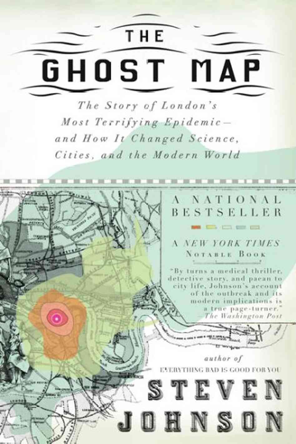 Book review the ghost map clatter clank theghostmap gumiabroncs Image collections