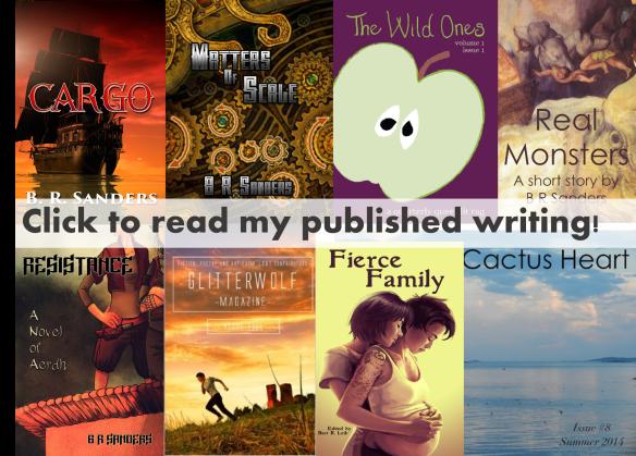 PublishedWriting